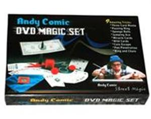 Andy Magic w/ DVD